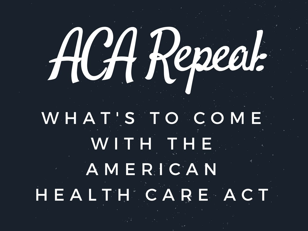 ACA Repeal-